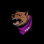 Purple Road Dogs Logo