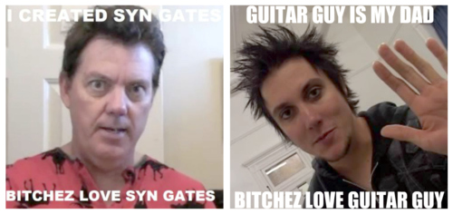 Synyster Gates on The-A7x-family - DeviantArt