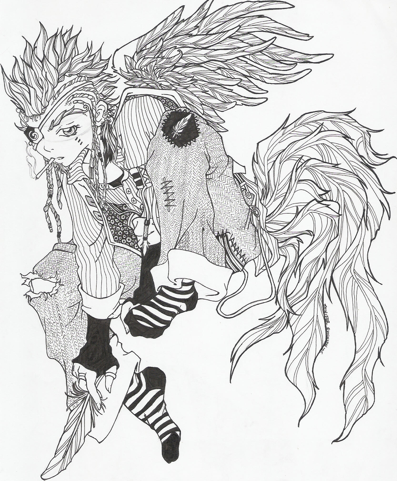 Chinese Zodiac Dragon Drawing The Rooster Chinese Zodiac by