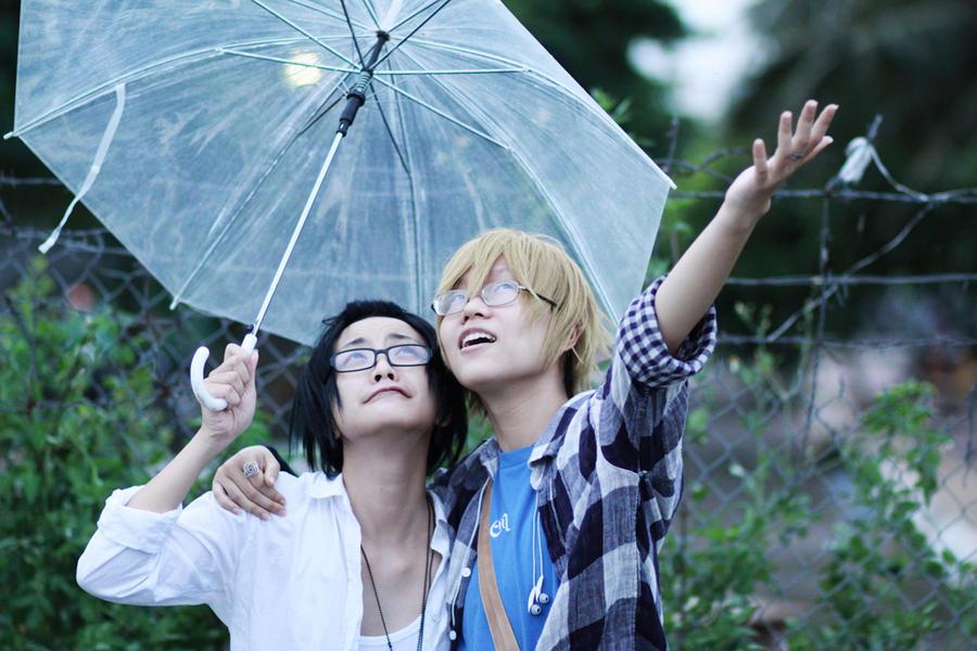 When it rains by HaraNatsumi