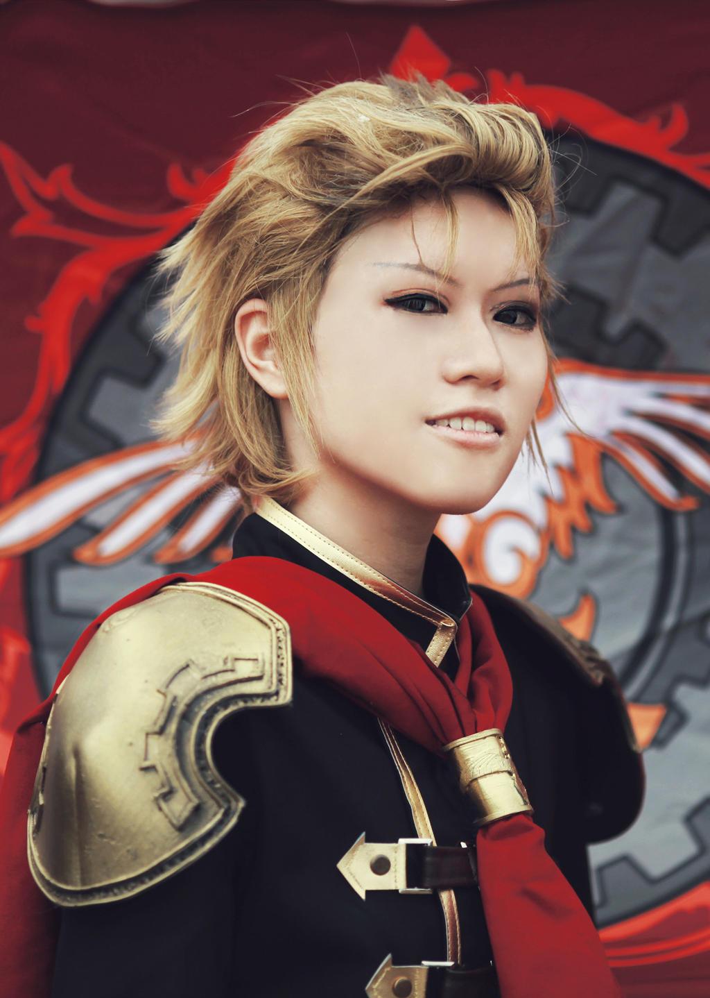 Final Fantasy Type-0: Jack by HaraNatsumi