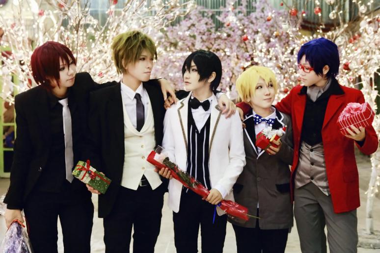 [Free!] Christmas Boys by HaraNatsumi
