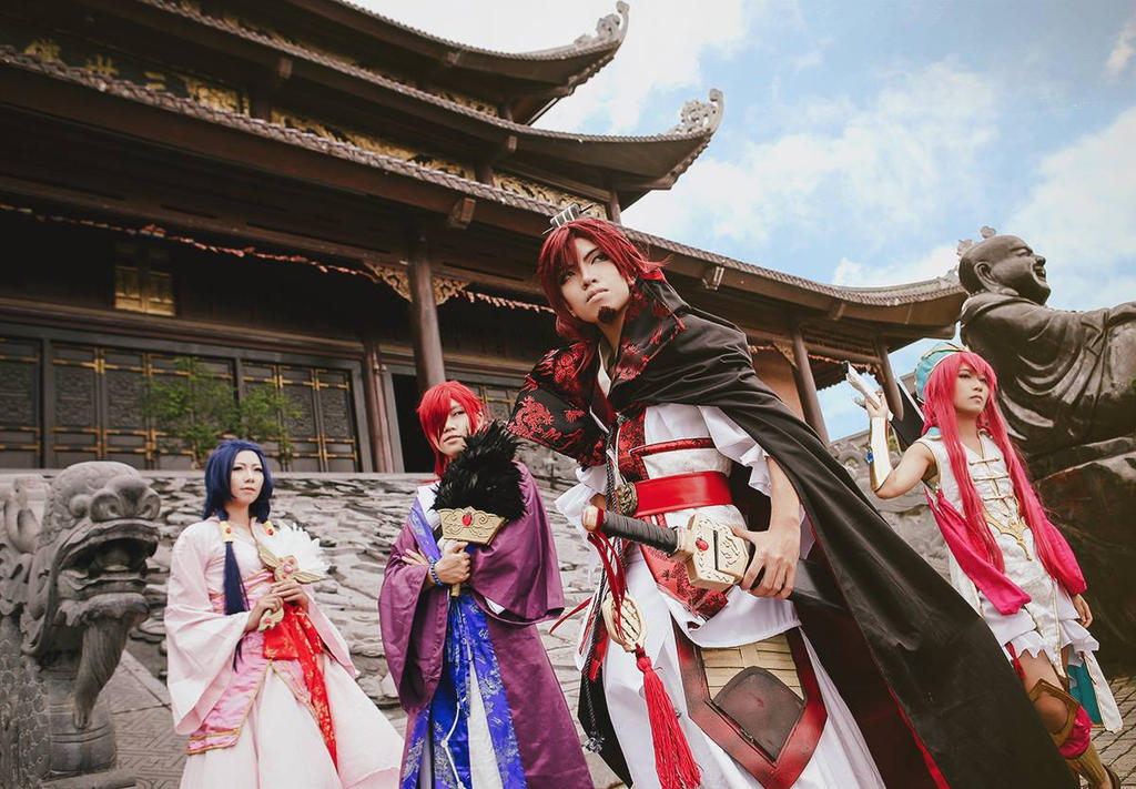 [Magi] Kou Empire by HaraNatsumi