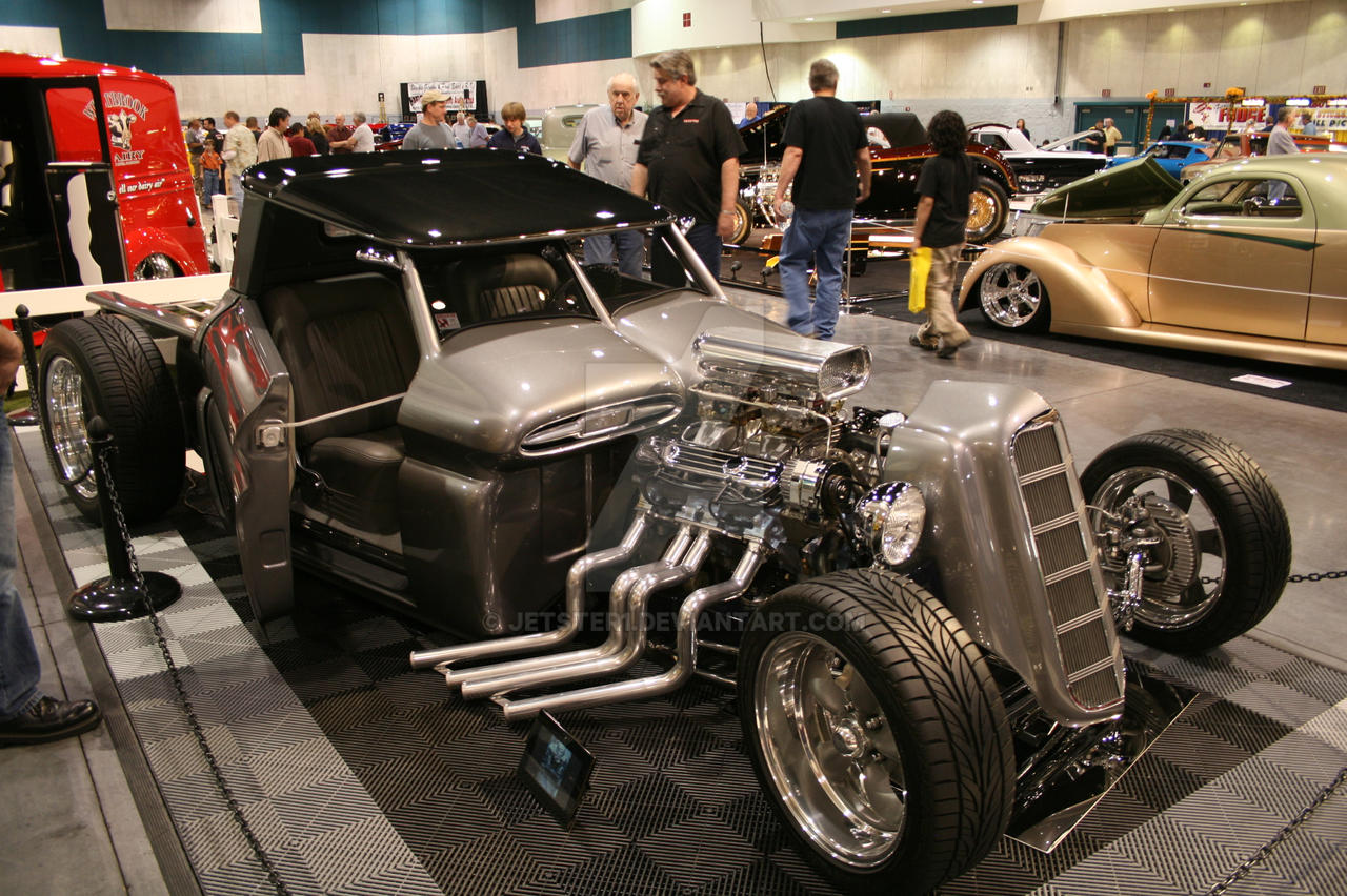 Hot Rod Chevy Truck by Jetster1 on DeviantArt