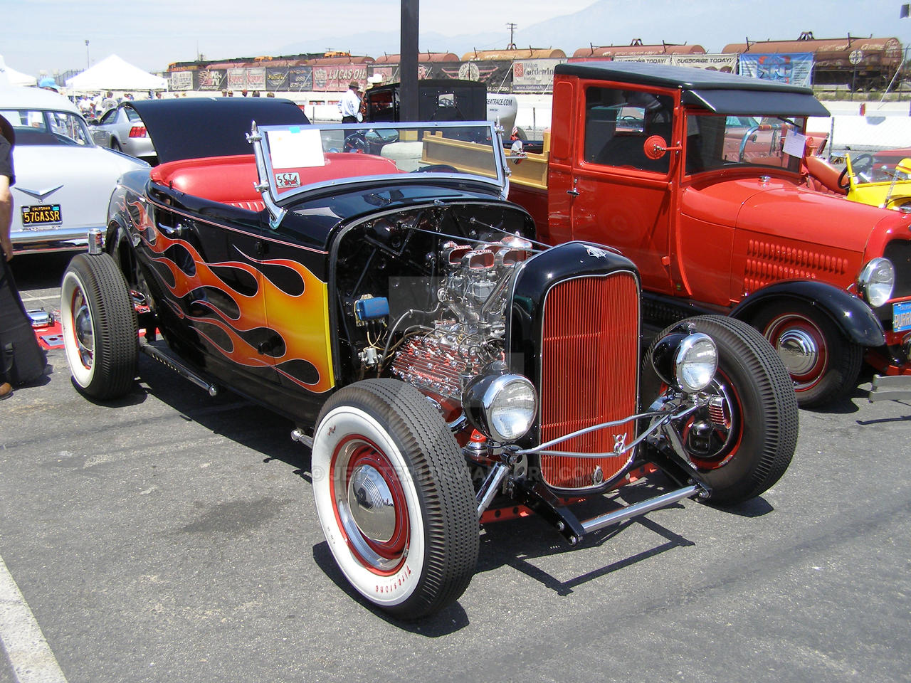 Old School Hot Rod by Jetster1 on DeviantArt
