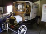 Model T Milk Truck