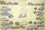 Chevrolet Tribute Art