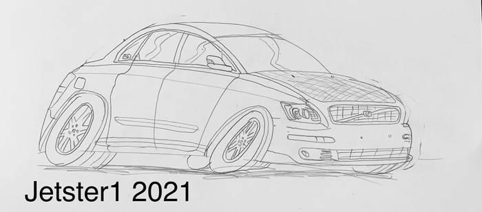 Volvo S40 Toon