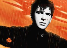 Peter Gabriel : Red Rain by AmberDust