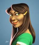 Danielle Sinclaire Portrait