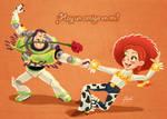 El Buzzo y Jessie