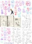 Acorns Sketchdump 02