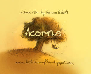 Acorns Poster by AmberDust