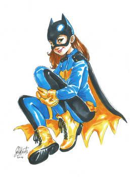 Bat Girl 02