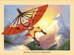 Aang Wallpaper: 1024x768