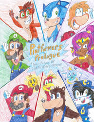 Platformers - Prologue - COVER by ClaireAimee