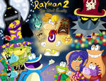 Rayman 2: The Great Escape - 20th Anniversary by YourClairyGodmother