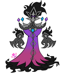 Lord Sombre (Redesign) by YourClairyGodmother