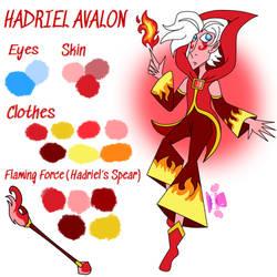Hadriel - Hiletopian Tales