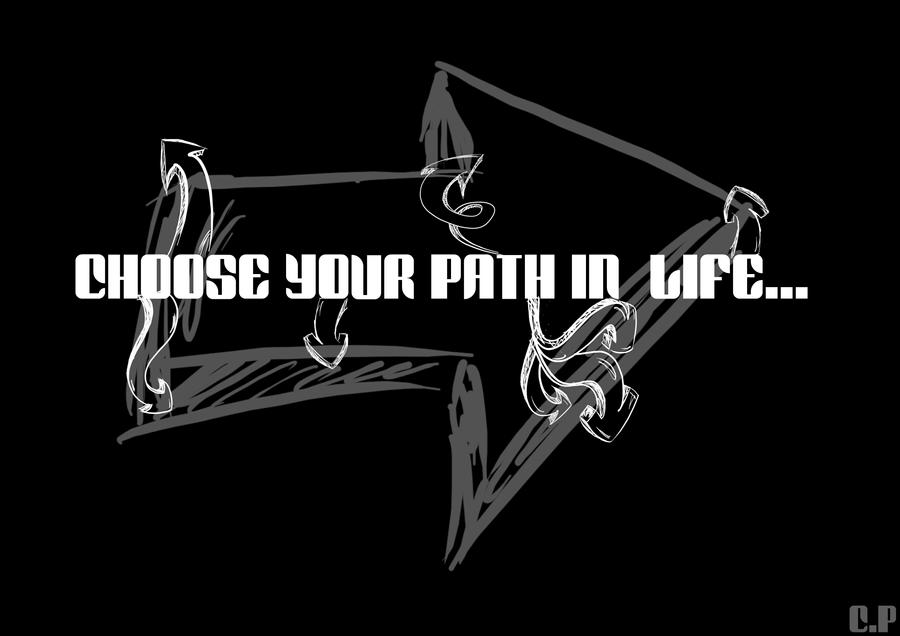 Choose Your Path In Life... By JetHawk95 On DeviantArt