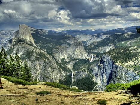 Yosemite HDR 7