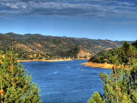 Don Pedro Lake HDR