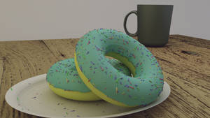 Donut Practice