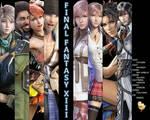 Final Fantasy XIII - Wallpaper
