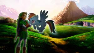 My Little Zelda: Triforce is Magic
