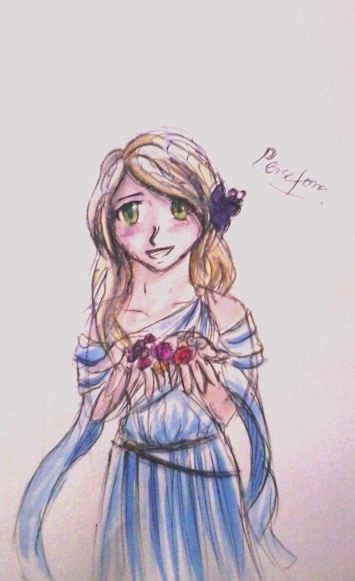 Persephone by lunalunaris