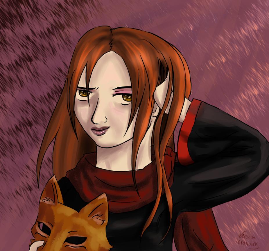 Fox by lunalunaris