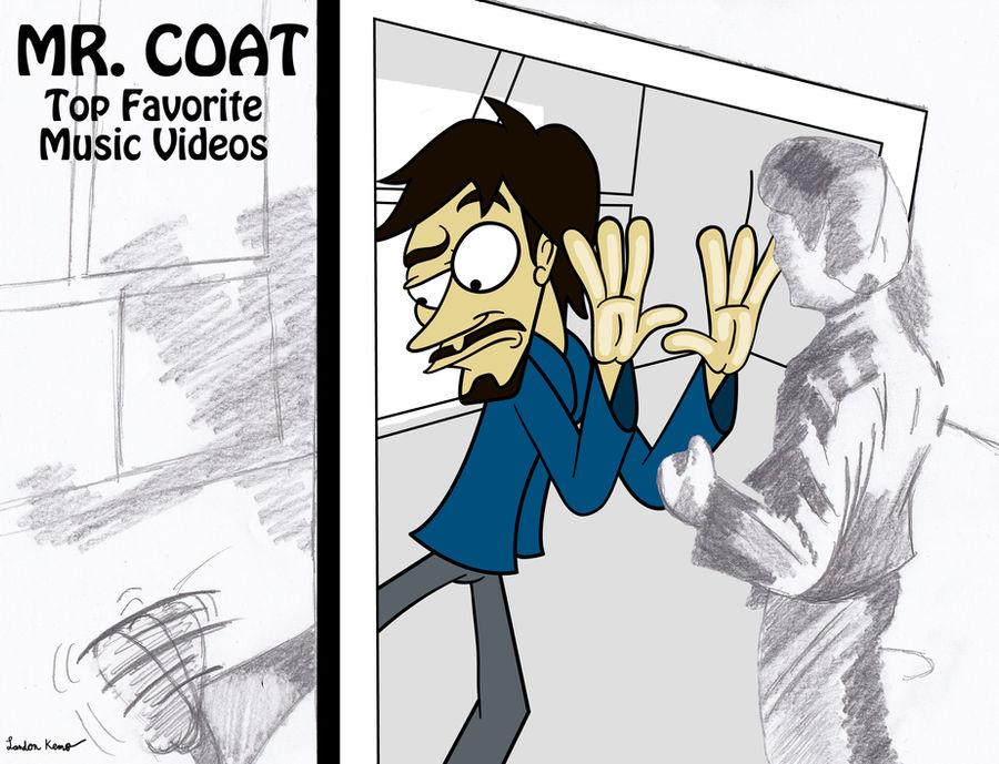Mr. Coat Music Videos Card