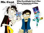 Mr. Coat Foodfight Title by maniacaldude