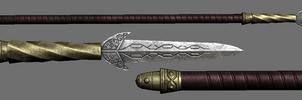 Dwarven Spear No. 1 by Faradon