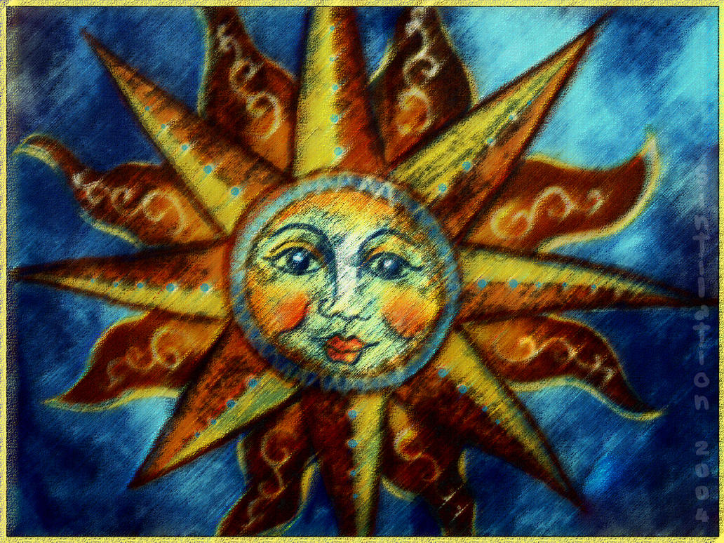 Mexican Sun - Wallpaper by Sintilation on DeviantArt