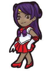 Cyanide Cosplay Sailor Mars