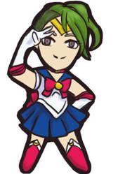 Strychnine Cosplay Sailor Moon