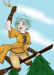 Sikhari Quidditch Anime Remix