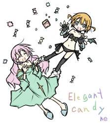 Elegant Candy - shizuku