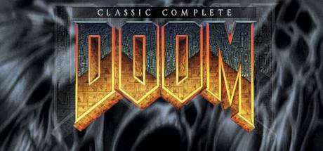 Steam Banner: Doom Classic Complete