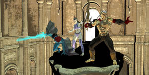 Legacy of Kain Redemption