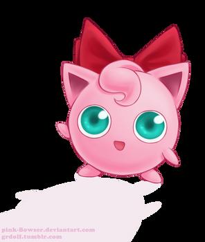 Jigglypuff's bow