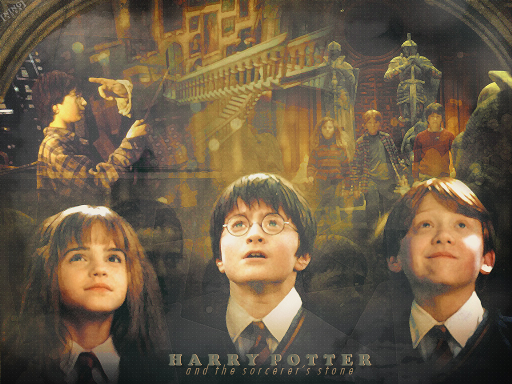 Must see Wallpaper Harry Potter Fanart - harry_potter_and_the_sorcerer__s_stone_by_vuttiopas-d5big2f  Photograph_58212.jpg