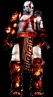 Kratos HD PS2 REMAKE