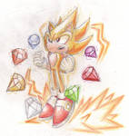 I could go Super Sonic