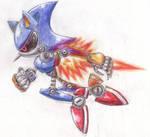 Metal Sonic Again