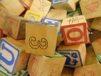 Wooden Blocks - Stock Photo by jeuxsansfrontieres
