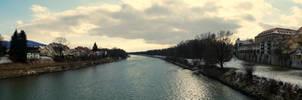 laufen panorama by DoWhoRanZone