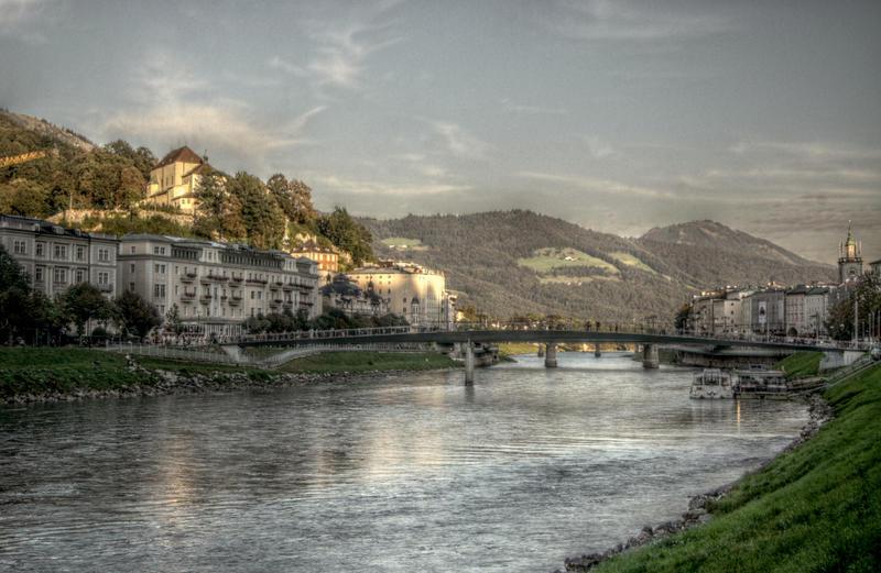 Salzburg HDR by DoWhoRanZone