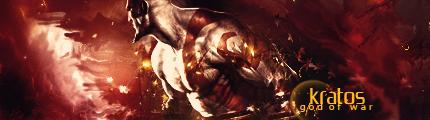 kratos GOW by JowLeite